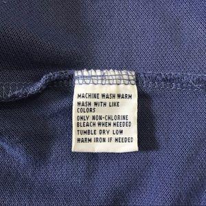 Polo by Ralph Lauren Shirts - Polo by Ralph Lauren Blue Short Sleeve Polo Shirt